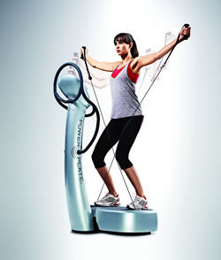 Power Plate® my7 TM