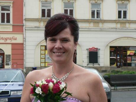 svatba Lenky