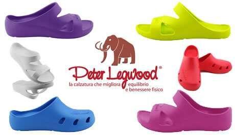 Peter Legwood.