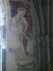 Marie trestající
