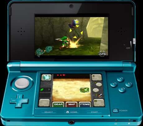 Nintendo 3D Sound