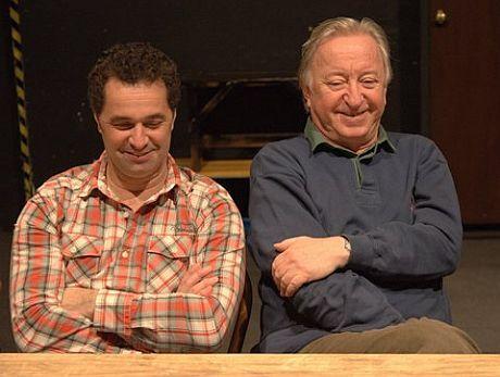 Ypsilonka, Jiří Lábus a Martin Dejdar