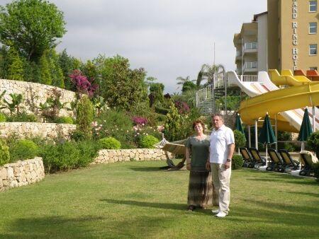 lalica s manželem