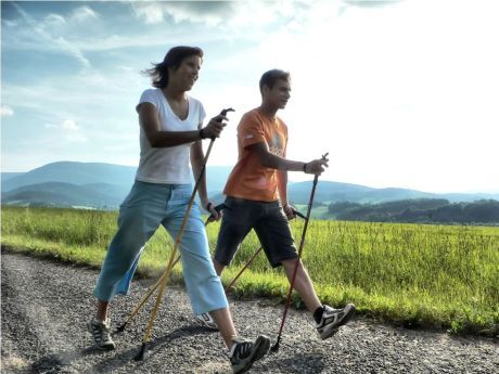Tour Nordic Walking