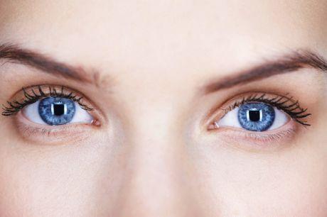 Rozjasnění očí