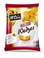 Crunchy Wedges