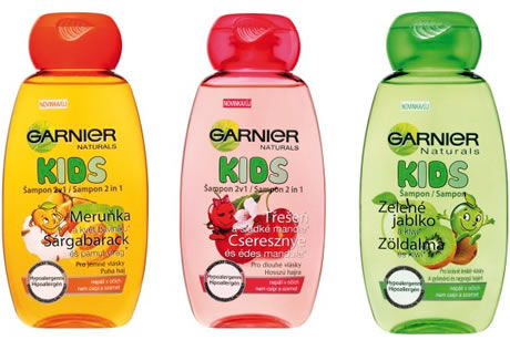 Garnier Naturals Kids