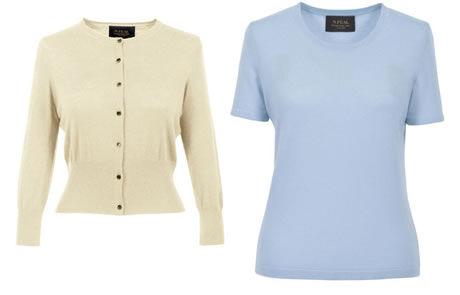 ŽENA-IN - Kašmírový svetr můžete nosit i na holé tělo 3adf76b575