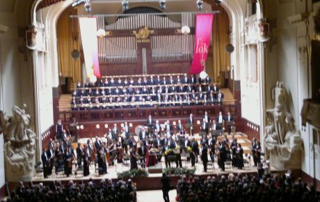 Koncert v Obecním domě