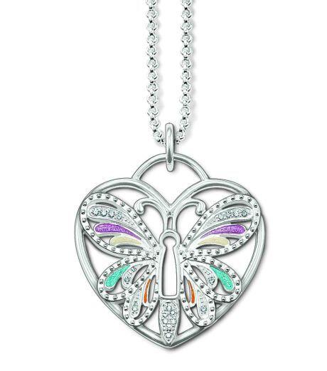 Něžný motýlek
