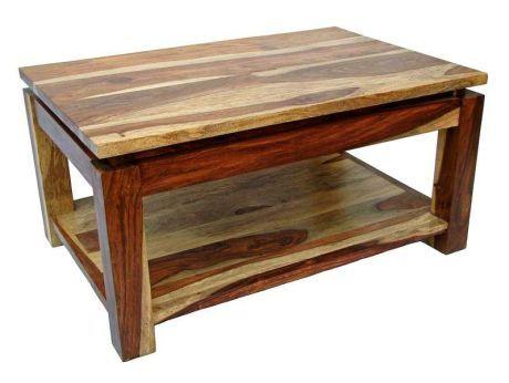 jednoduchý stolek