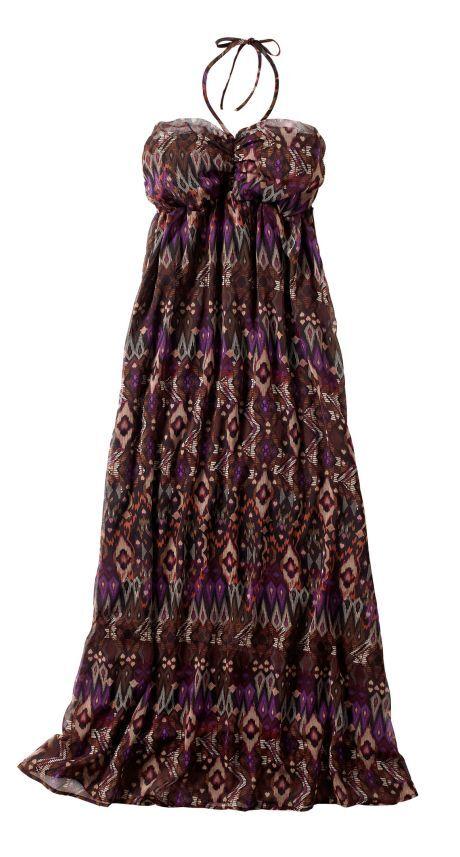 šaty maxi