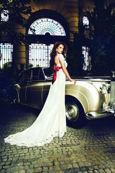 svatební šaty Soni Hlaváčkové