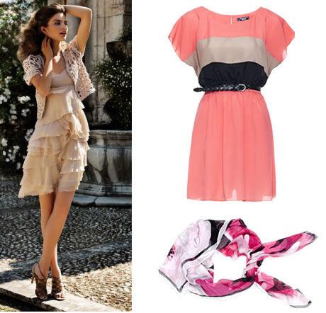 ŽENA-IN - Vzdušný šifon je nejlepší materiál na letní šaty b0321406a4