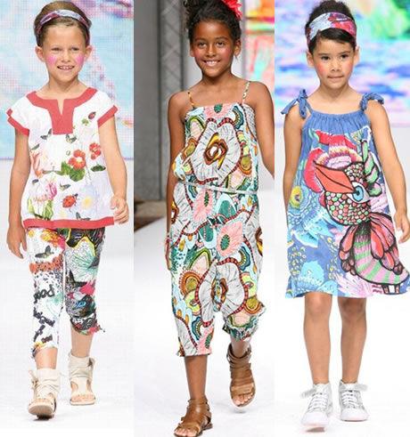 dcaafc35be9 Jak se vám líbí tato letní dětská kolekce  Oblékla byste své děti do  takových věcí