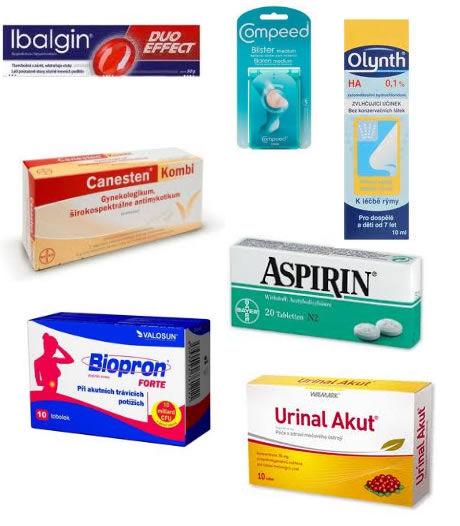 lékárnička