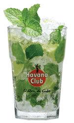 Havana mojito