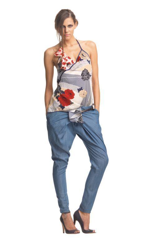 ŽENA-IN - Kalhoty s nízkým sedem. Už jste jim podlehla 293816ab8c