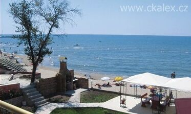 Bulharsko Hotel Iris ***