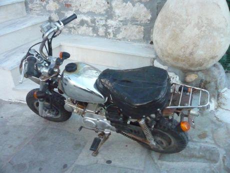 minimotorka