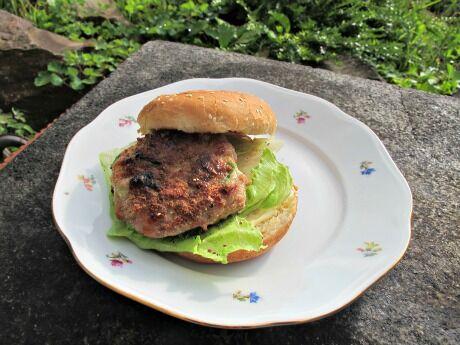 krůtamburger s mᴯu