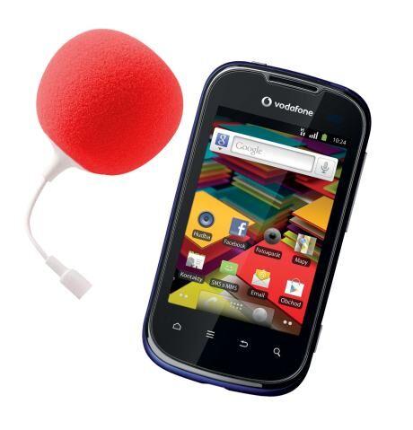 Vodafone Smart II.