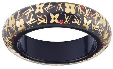 "ŽENA-IN - Bižuterie Louis Vuitton. Je libo ""zlatý"" bubi límeček  c234931c693"