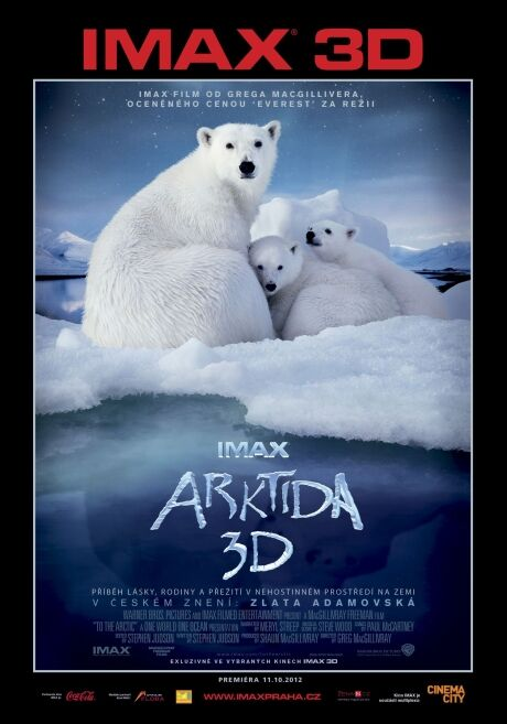 Arktida 3d