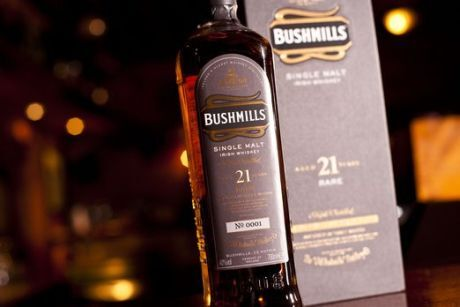 Bushmills 21 Years Old Single Malt