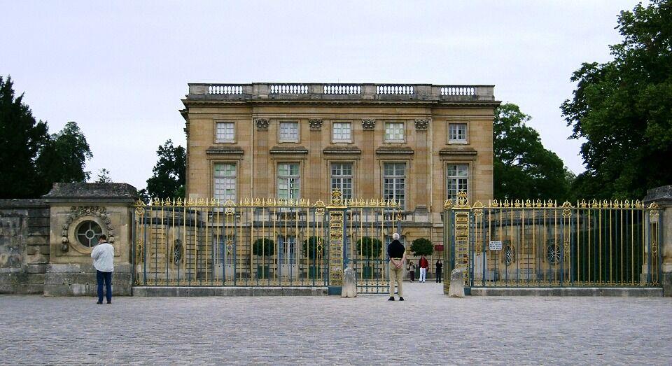 Versailles - Malý Trianon