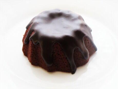 čokoládová bábovička