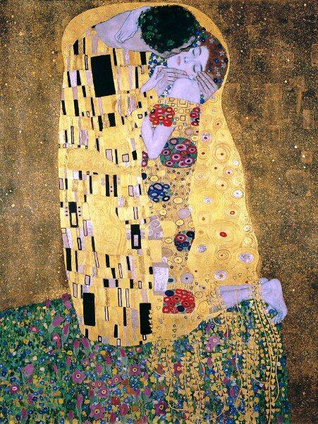 Klimt - Polibek