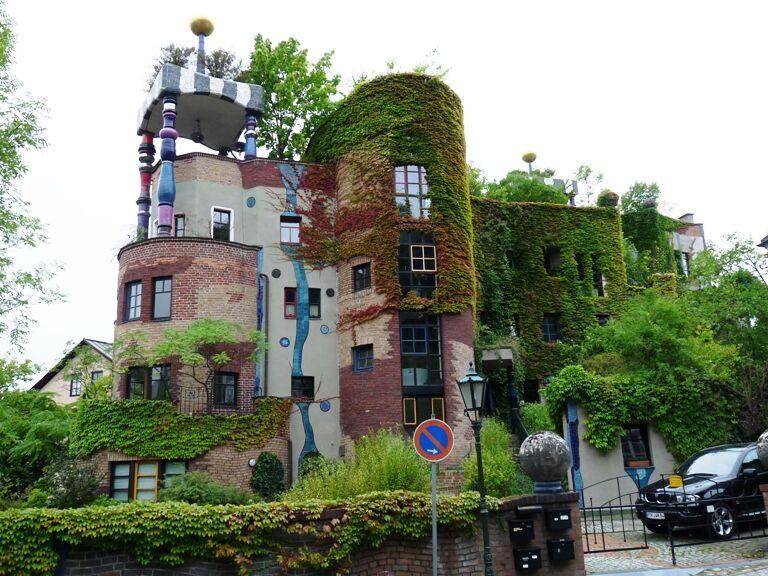Obytný komplex se 105 byty, Bad Soden, Německo