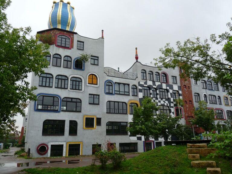 Luter-Melanchton gymnázium ve Wittenbergu