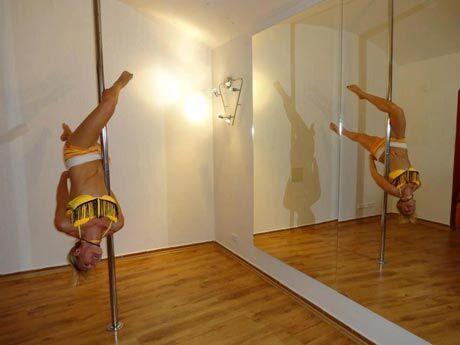 Pole dance ala Míša Ehrenbergerová