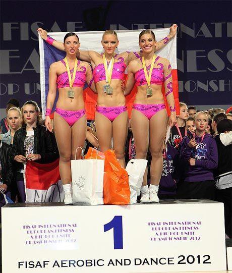 FISAF International European Fitness & HIP HOP UNITE championships 2012 (foto: www.aerobic.cz)