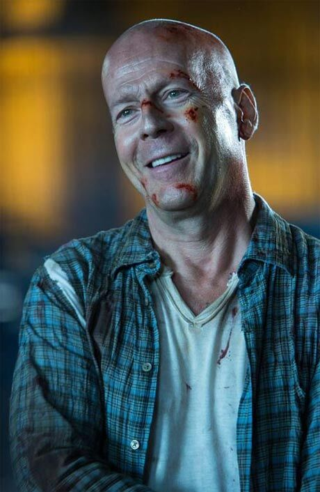 Smrtonosná past: Bruce Willis (foto: CinemArt a.s.)
