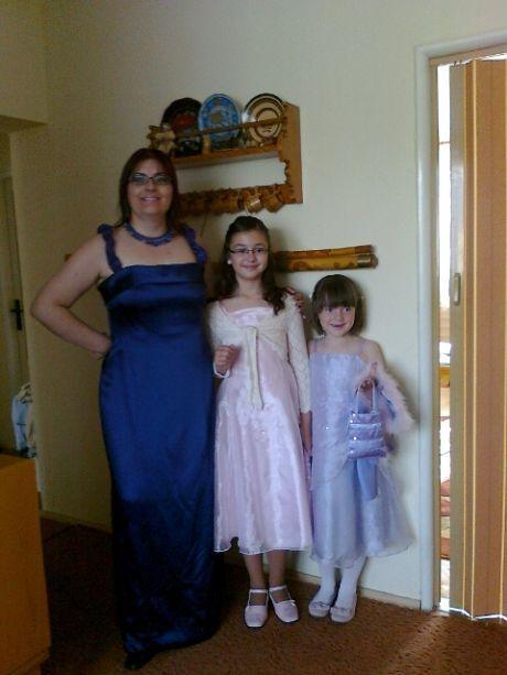 dcera a vnučky