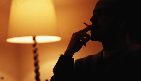 Máma syn kouření filmů