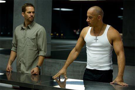 Vin Diesel, Rychle a zběsile 6 (foto: CinemArt a.s.)