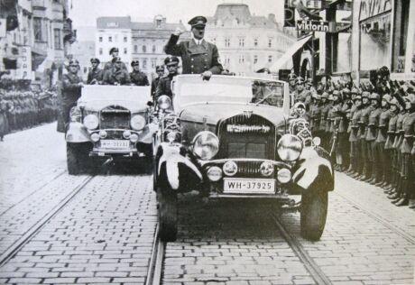 Hitler v Brně 17. 9.