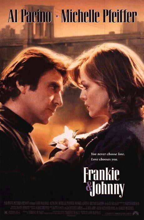 Frankie a Johnny, DVD pro příjemný večer