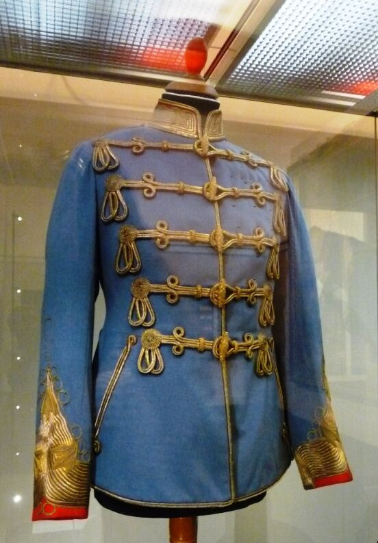 Uniforma Františka Josefa I.