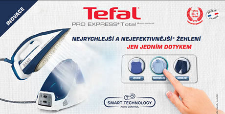 Tefal Pro Express Total