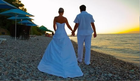 svatba v �ecku