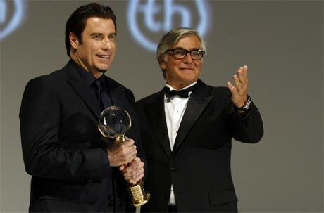 John Travolta, Film Servis Festival Karlovy Vary