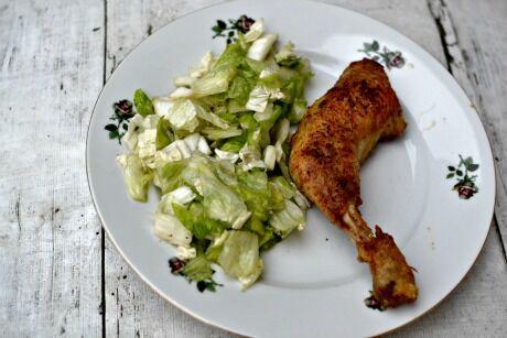 grilované kuřecí
