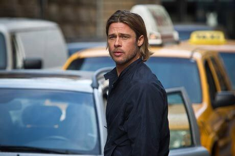 Brad Pitt - Světová válka Z, CinemArt a.s.