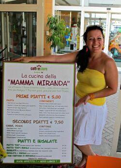 toskánské menu