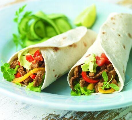 mexické jídlo